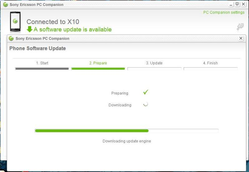 More details on xperia x10 eclair,android 2. 1 firmware update.