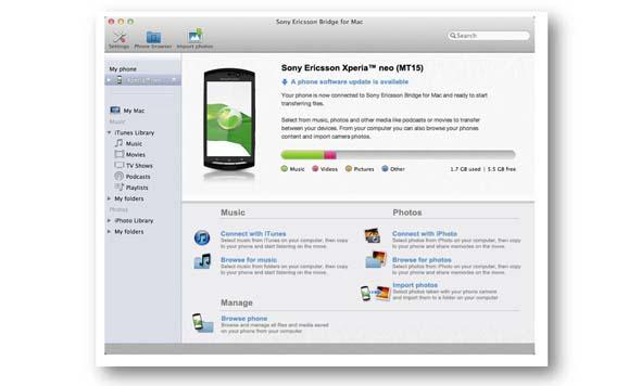 sony-ericsson-bridge-for-mac-xperia-updates